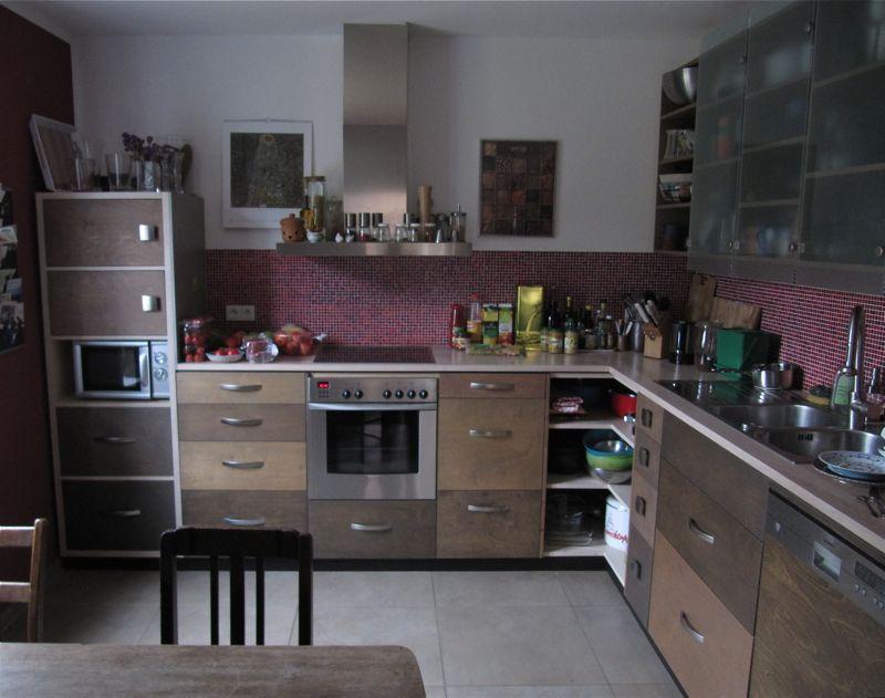 Graue Küche - 01