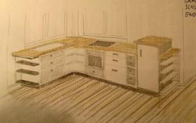 LLZE Küche Mirow