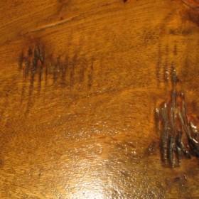 Holz Eiche Natur glanz